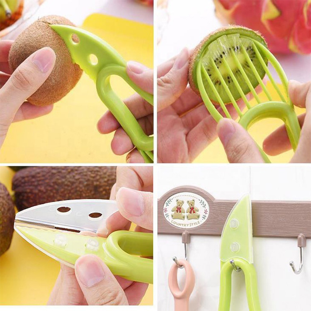 Amazon Hot Sale PP Avocado Slicer