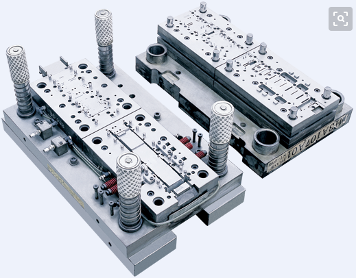 stamping mould