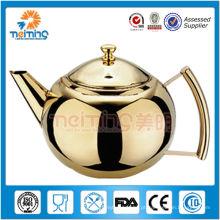 utensílios de cozinha em aço inoxidável chaleira, bule de chá árabe http://meiming.en.alibaba.com/