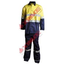 Color Blocking protección de insectos ropa de trabajo forestal