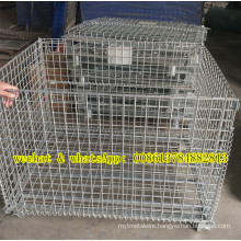 Stackable Wire Bins & Box & Basket & Container