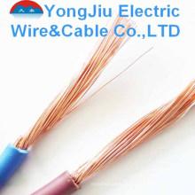 Elektrischer Draht-flexibler weicher Draht-Kupferdraht PVC-Isolierungs-Draht