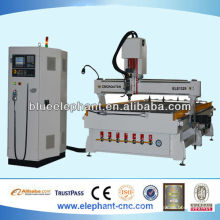 Best price 8 tools 4.5 kw spindle ATC wood working CNC router