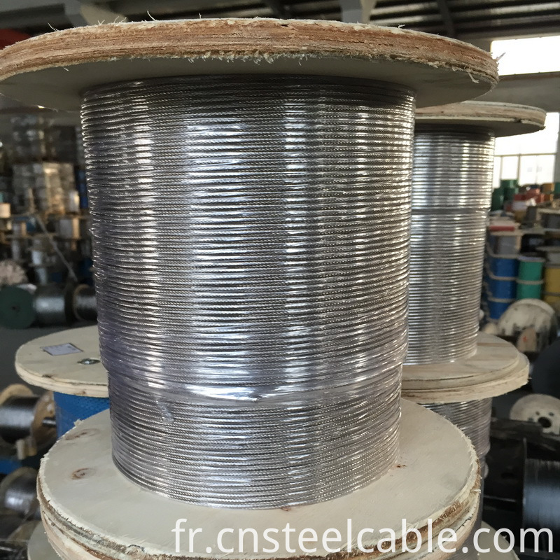 1x19 Steel Wire Rope 002