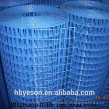 Anping Hersteller billig Zäune dekorative Garten Fechten PVC beschichtete geschweißte Maschendrahtpaneele