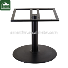 outdoor restaurant steel furniture leg