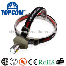 3W CREE high power zoom headlamp