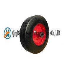 Neumático de goma sólida de 10 pulgadas