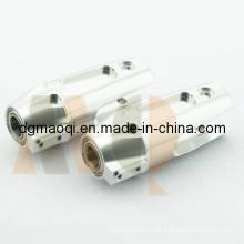 Kundenspezifische Aluminiumteile für drehende Teile (MQ638)