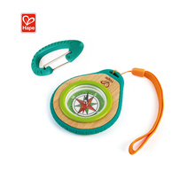 Wholesale Kids Whistle And Wooden Magnifying Glass Kids Detective Set