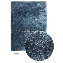 Polyester Thick Yarn Shaggy Tapis Tapis