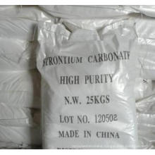 High Purity Strontium Carbonate for Fireworks, Fluorescent Glass, Flares