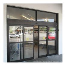 Deper D9 double leaf glass automatic door opener automatic sliding door mechanism