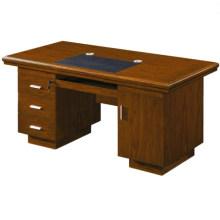 Büro-Standardschreibtisch des preiswerten Preises moderner hölzerner Schreibtisch