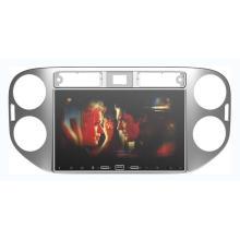 Yessun 10,2-дюймовый Android автомобиль DVD GPS для VW Tiguan