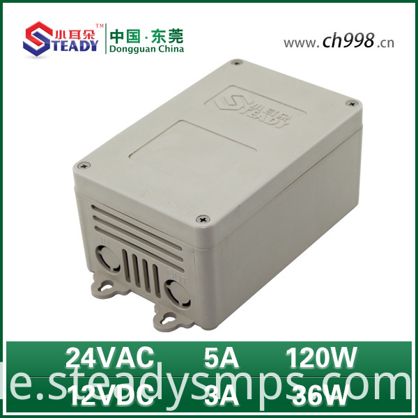 12 Volt Power Supply Outdoor