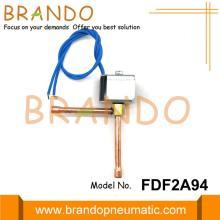 Válvula solenóide NC de 1/4 '' AC220V FDF2A94 NC Tipo SANHUA