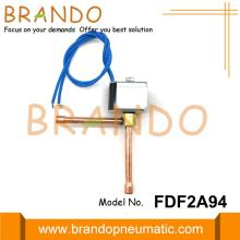 1/4'' AC220V FDF2A94 NC Solenoid Valve SANHUA Type