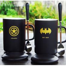 Кружка кофе, кружка молока кружка керамическая с ручкой