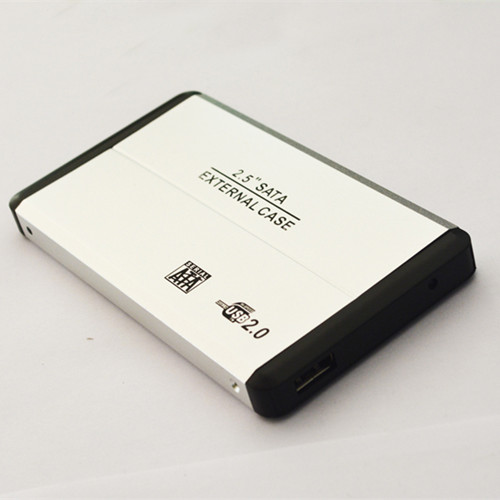 Portable External Hard Disk Case