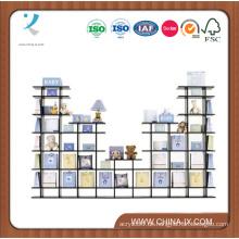 Customized 10 'Wide 3-Tier Display Regal für den Einzelhandel