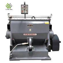 Stanz- und Rillmaschine für Wellpappe