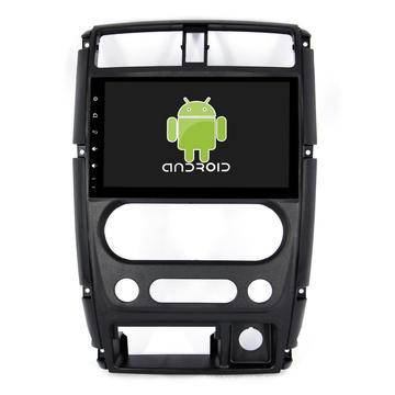 Octa core! Android 8.1 car dvd for Jimny with 9 inch Capacitive Screen/ GPS/Mirror Link/DVR/TPMS/OBD2/WIFI/4G