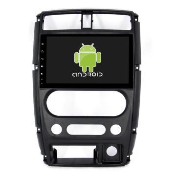 Восьмиядерный! 8.1 андроид автомобильный DVD для Джимни с 9-дюймовый емкостный экран/ сигнал/зеркало ссылку/видеорегистратор/ТМЗ/кабель obd2/интернет/4G с