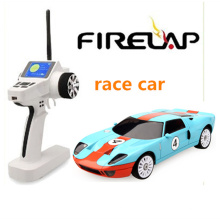 Mini 2.4 GHz Four Wheel Drive 4WD Enlectronic RC Car