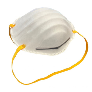 Masque de coupe avec bandeau confortable GB2626-2006 Masque de protection facial en forme de coupe KN95