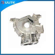 Precision anodized metal machining aluminum milling machine for metal parts