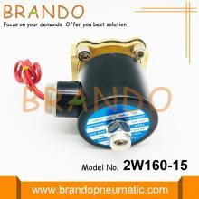 Normal geöffnetes Wassermagnetventil 2W160-15