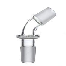 Adaptateur en verre mâle à mâle pour le tabagisme (ES-AC-021)