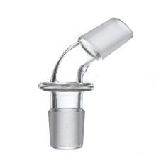 Male to Male Glass Adapter for Tobacco Smoking (ES-AC-021)