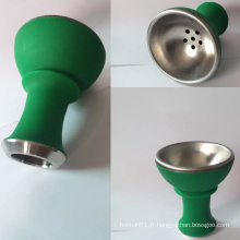 De bonne qualité Hishah Shisha Bowl for Smoking Universal People (ES-HK-125)