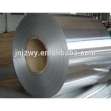 Rouleau jumbo de bobine de papier d'aluminium le plus populaire de qualité supérieure