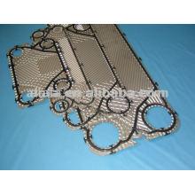GEA VT10 relacionados a placa 316L e Gaxeta para o permutador de calor