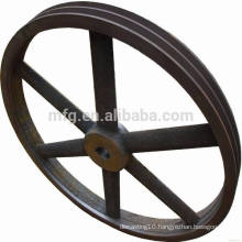 Professional custom large pulley wheel with high quality made in china
