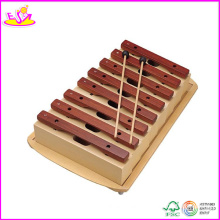 2014 New Wooden Xylophone Jouet, Populaire Enfants Xylophone Jouet et Vente Chaude Xylophone Musical Percussion Jouet W07c026
