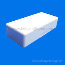 ABS Branco Plástico Impermeável Aparelho Auditivo