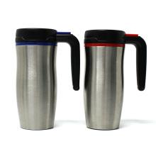 Custom coffee travel mug tumbler cups stainless steel
