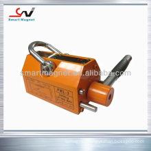 high energy safe light manual scrap lifting magnet
