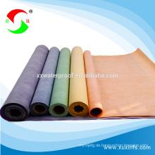 Verwendet für den Bau von Polyethylen und Polypropylen wasserdichte Membran