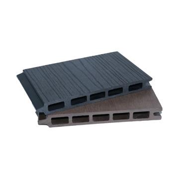 Cheap price outdoor waterproof wpc wood plastic composite garden fence panel