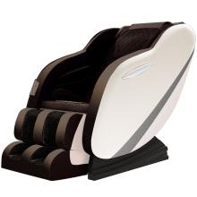Favor-SS02 Heater Therapy Air Massage System Electric Shiatsu Massage Chair Khaki
