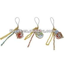 various design mobile phone hanging accessories