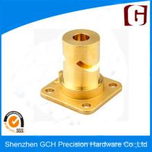 OEM / ODM латуни CNC обработки / Токарный / фрезерный поставщик в Китае