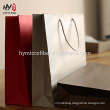 logo design wholesale custom paper gift bag