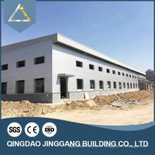 Economico Industrial Customized Sale Prefab Building de aço