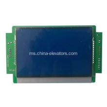 KONE Lif Blue LCD Display Board KM51104209G01